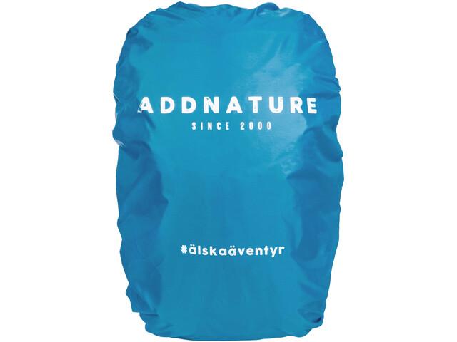 addnature Raincover L 30-55l blue